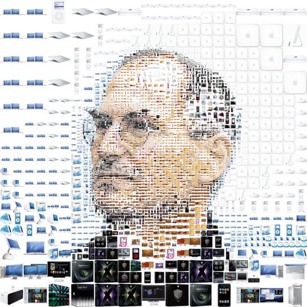 O que há por trás de Steve Jobs