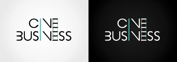 Logotipo CINEBusiness | Cinema e cultura com um toque de empreendedorismo