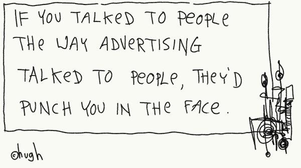 A Linguagem da Publicidade | ThinkOutside - Marketing & Vendas, Empreendedorismo e Inovação