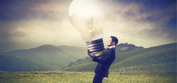 Como inspirar o nascimento de grandes ideias?